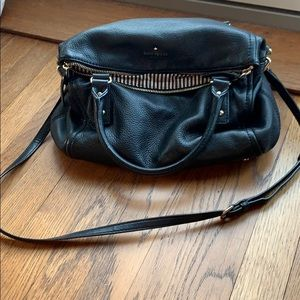 Kate spade cobble hill small Leslie leather satche